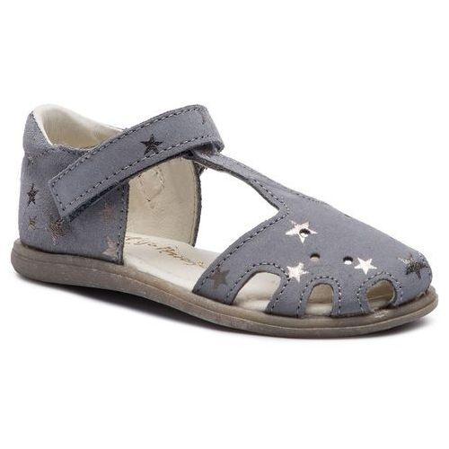 Sandały MRUGAŁA - Lola 1217/9-88 Grey Stars, kolor szary