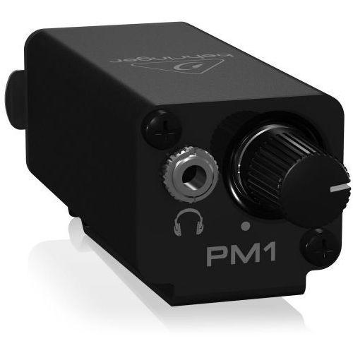 powerplay pm1 wzmacniacz do odsłuchów dousznych na pasek marki Behringer
