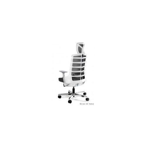 Krzesło biurowe spinelly białe marki Unique meble