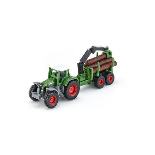 Siku, model Traktor z przyczepą (4006874016457)