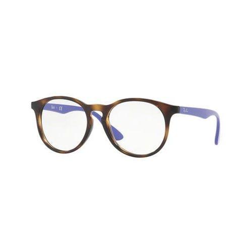 Ray-ban junior Okulary korekcyjne ry1554 3727