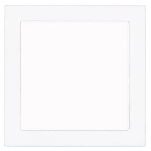 Eglo Plafon fueva 1 94069 lampa oprawa wpuszczana downlight oczko 1x18w led biały kwadr. (9002759940690)