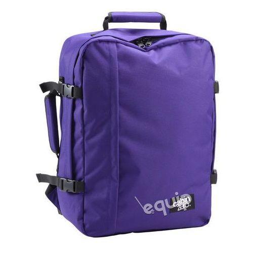 Plecak torba podręczna + pokrowiec organizer gratis - original purple marki Cabinzero