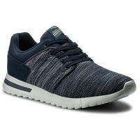 Sneakersy - mp07-17074-03 granatowy, Sprandi, 43-44