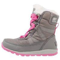 Sorel WHITNEY SHORT LACE Śniegowce quarry/pink ice