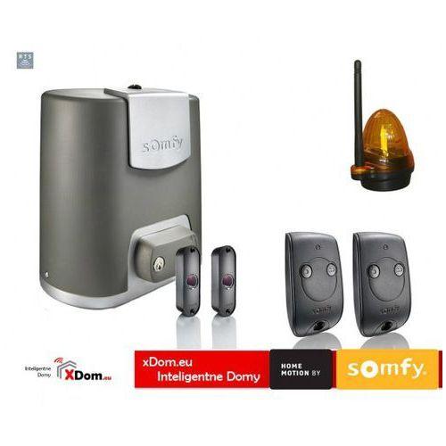 Somfy Elixo 500 230v comfort pack (2 piloty 2-kanałowe keytis, lampa, fotokomórki)
