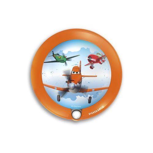 71765/53/16 - led świtało orientacyjne dziecięce disney planes 1xled/0,06w/3v marki Philips