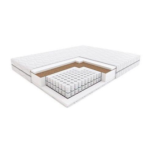 Hilding fandango - materac kieszeniowy, sprężynowy, rozmiar - 80x200, pokrowiec - medicott wyprzedaż, wysyłka gratis (5901595009643)