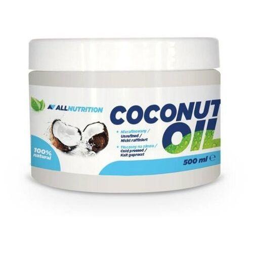 coconut oil olej kokosowy 500ml marki Allnutrition