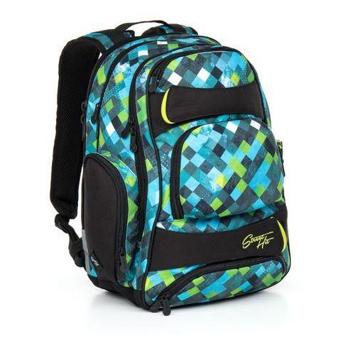 Plecak młodzieżowy  hit 869 e - green marki Topgal