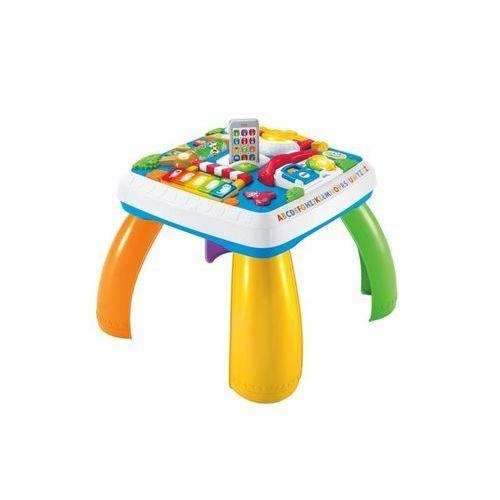 Edukacyjny stolik malucha marki Fisher price