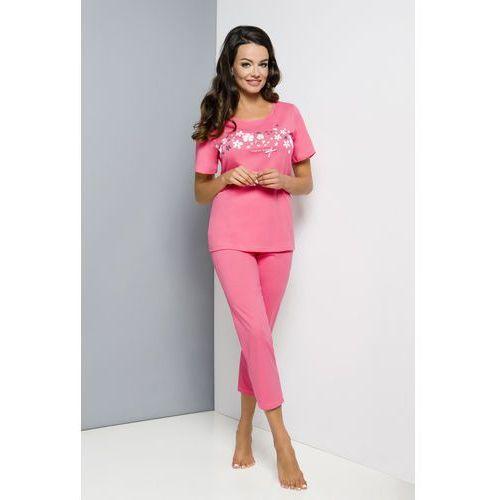 Piżama Regina 855 kr/r S-XL XL, szary/melange jasny. Regina, L, M, S, XL, 5903142855536