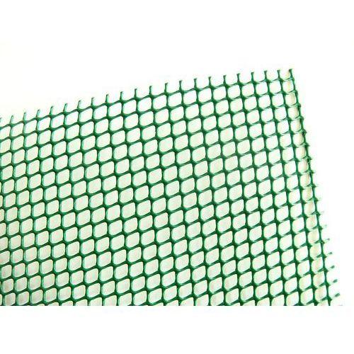 Siatka osłonowa balkonowa czarna – Balconet zielony 25x1m