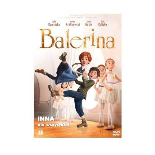 Balerina (dvd) + książka marki Monolith