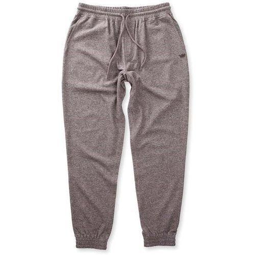 Supra Spodnie dresowe - spar fleece pant charcoal heather (005) rozmiar: l