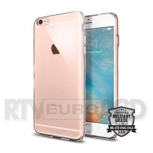 SPIGEN SGP Etui Capsule Clear Etui iPhone 6+ DARMOWA DOSTAWA DO 400 SALONÓW !!, kup u jednego z partnerów