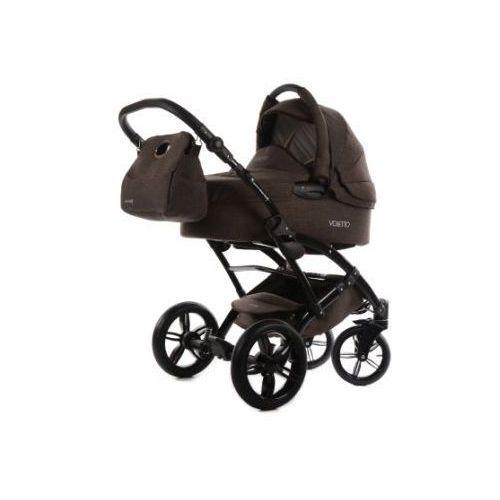 Knorr-Baby Wózek dziecięcy Voletto 3w1 brązowy