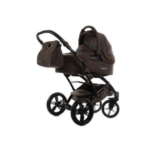 Knorr la Knorr-baby wózek dziecięcy voletto 3w1 brązowy (4250341310450)