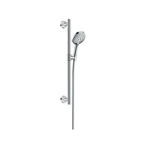 Hansgrohe raindance select s 120/unica comfort 0,65 zestaw prysznicowy chrom 26320000 (4011097804330)