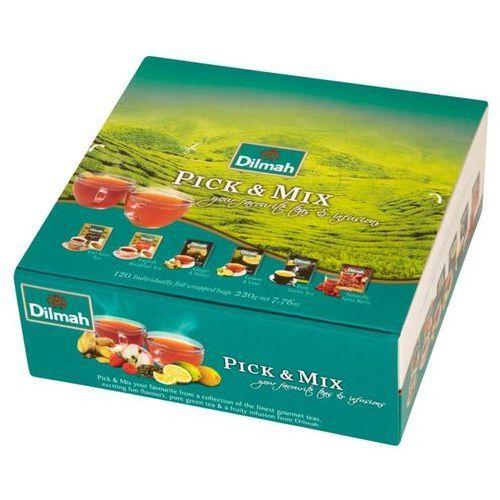 Herbata eksp. DILMAH Pick 'n' Mix 120 kopert (9312631144017)