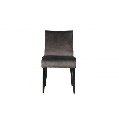 Woood Krzesło do jadalni Roos szare 373670-E, 373670-E