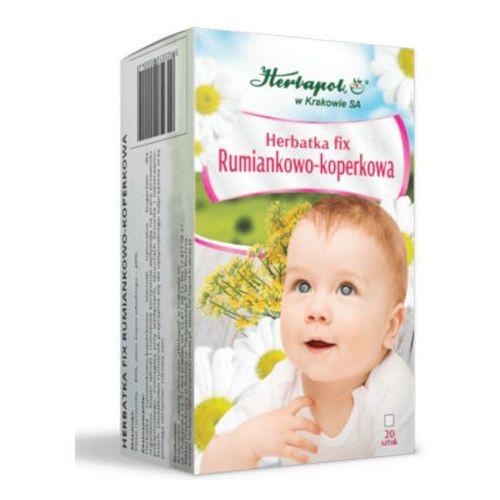 Herbatka rumiankowo - koperkowa FIX - 2,0g * 20 szt
