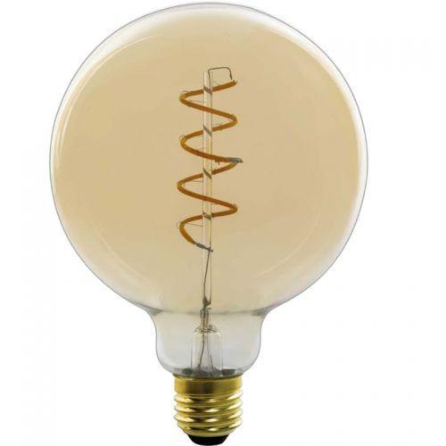 Żarówka dekoracyjna LED E27 4W 200LM 2000K G125 DIM Globo Lighting 11404F