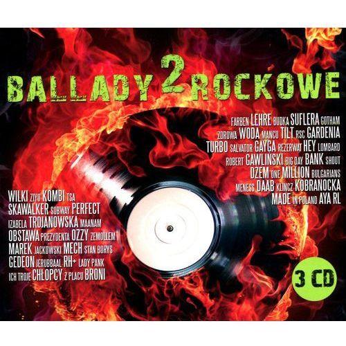 Agencja artystyczna mtj Ballady rockowe 2
