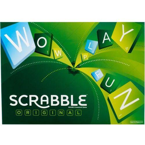 Scrabble Original. Edycja angielska - Mattel - Dobra cena!