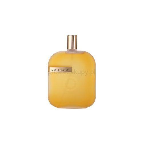 opus i woda perfumowana tester unisex 100 ml + do każdego zamówienia upominek. marki Amouage