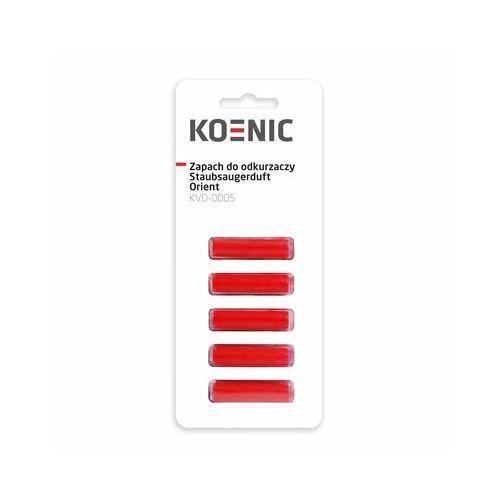 Zapach do odkurzacza KOENIC KVD-0005 Zapach Orient (4049011153585)