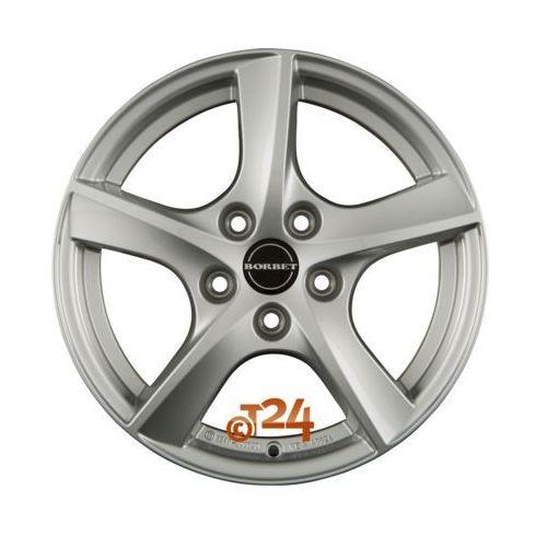 Felga aluminiowa tl 17 7 5x112 - kup dziś, zapłać za 30 dni marki Borbet
