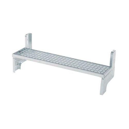 Dolle Dodatkowe wzniesienie do schodów zewnętrznych gardentop 80 krata metalowa (4002605468328)