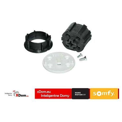 Somfy Zestaw adaptacyjny sonesse 30 (adapter i zabierak) do rury louvolite 40 mm