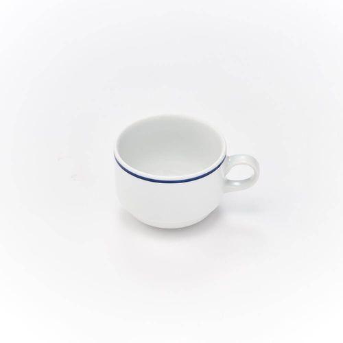 Filiżanka porcelanowa koneser - 210 ml marki Karolina