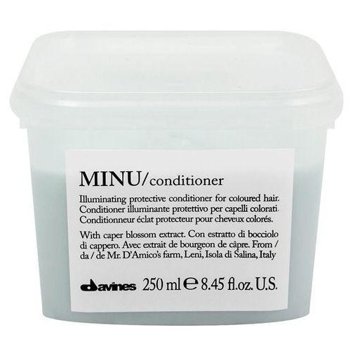 Davines Minu - odżywka do włosów farbowanych 250ml