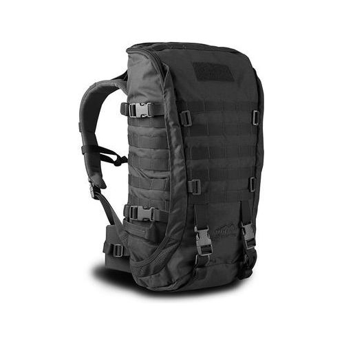 Wisport Plecak zipper fox 40 l czarny