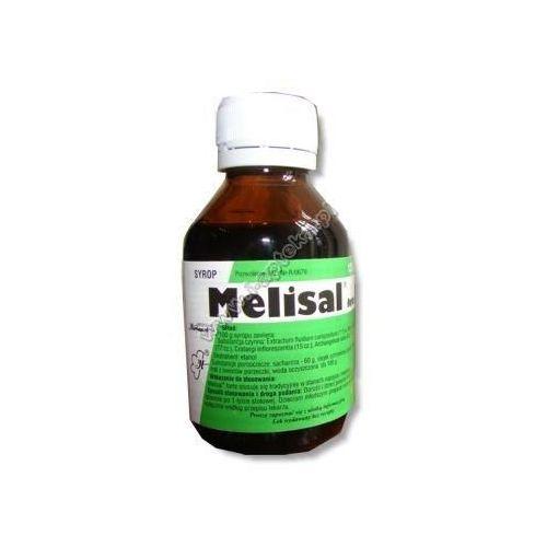 Melisal forte syrop 125g marki Herbapol wrocław