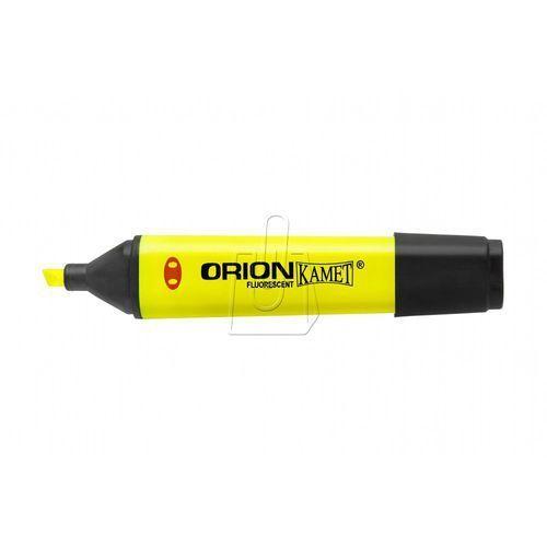 Kamet zakreślacz orion żółty (km1014) darmowy odbiór w 19 miastach! (5903795090001)