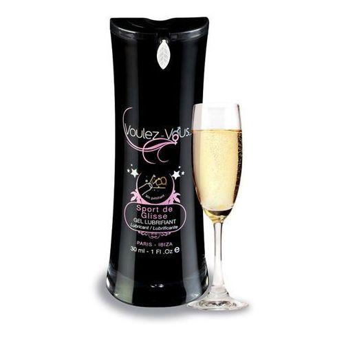 Voulez vous paris Olejek nawilżający smakowy voulez-vous... slip n slide champagne