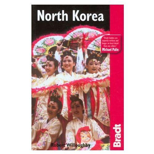 Korea Północna Bradt North Korea (9781841622194)