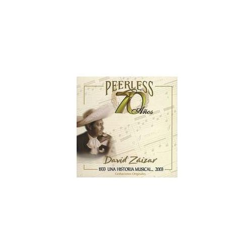 70 Anos Peerless Una Historia Musical z kategorii pozostała muzyka