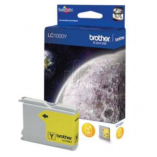 Brother Tusz  lc1000y /dcp-350c/ yellow (4977766643962)