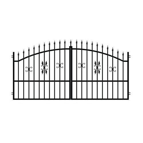 Brama dwuskrzydłowa ELIZA III 300 x 150 cm POLARGOS (5902360107250)