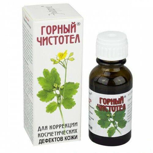 Glistnik jaskółcze ziele ekstrakt na kurzajki, brodawki 15ml marki Doktor vedov