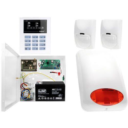 CA-5 KLED-S 2x Czujnik ruchu System alarmowy z GSM