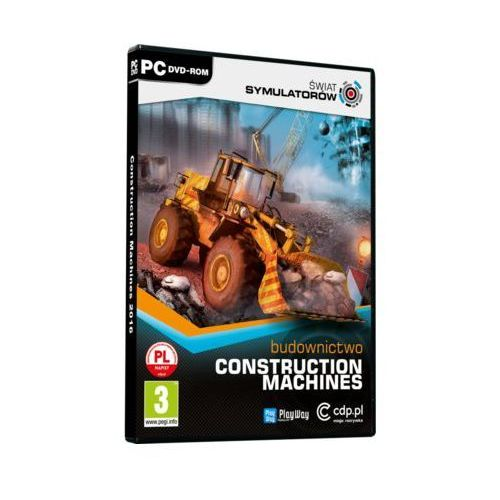 OKAZJA - Contruction Machines 2016 (PC)