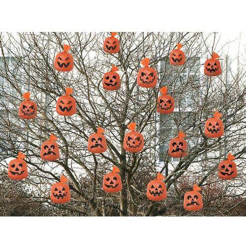Worki Dynie na Halloween - 20 szt.