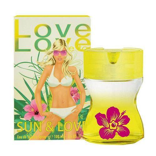 Morgan Love Love Sun & Love Woman 100ml EdT