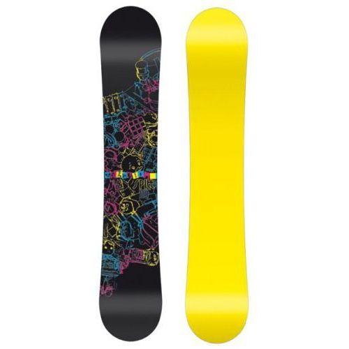snowboard GRAVITY - Spitt (4949) rozmiar: 110 z kategorii deski snowboardowe